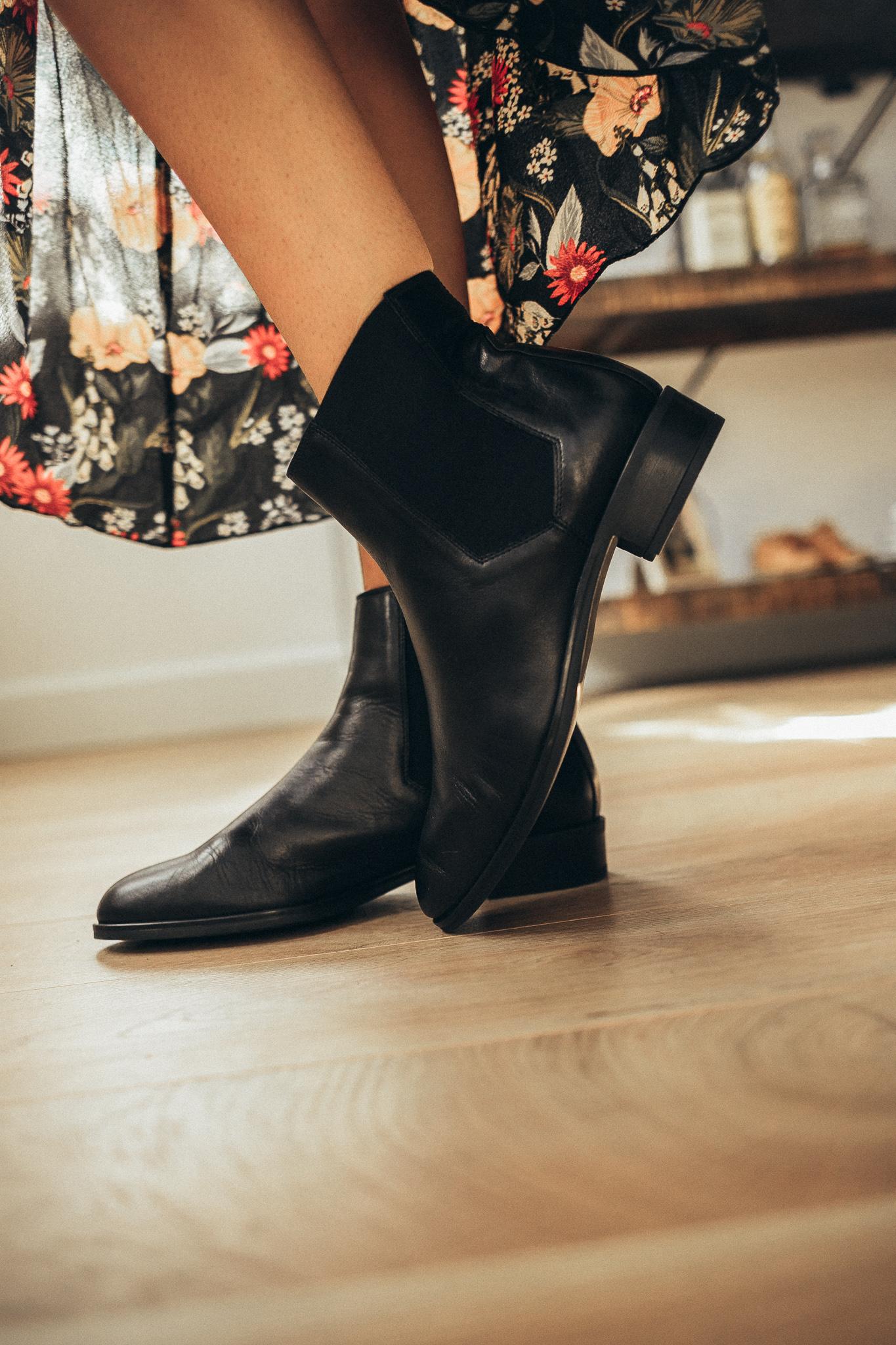 unisa schoenen