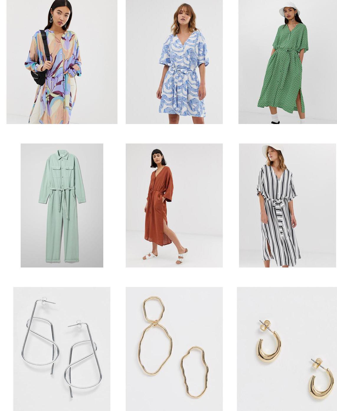 Weekday dresses