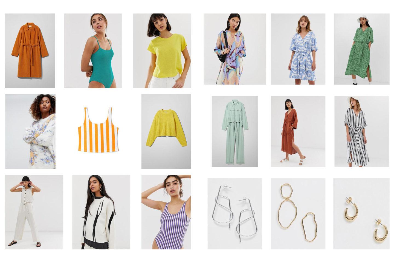 Weekday clothing