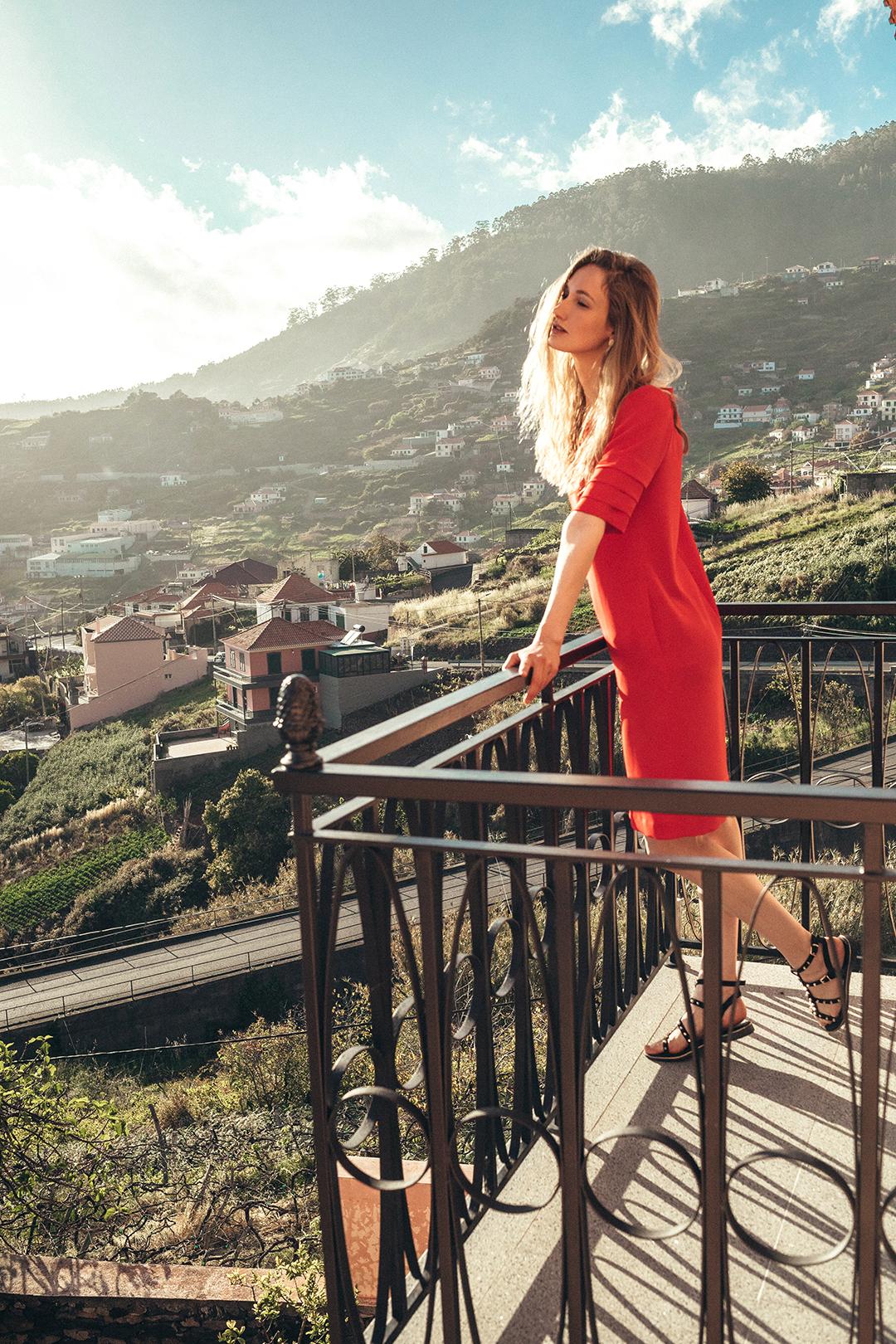 rode jurk weill